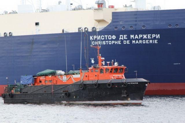 «Кристоф де Маржери» преодолел Северный морской путь в рекордные сроки