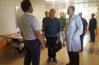 Китайская делегация посетила Федеральный центр сердечно-сосудистой хирургии.