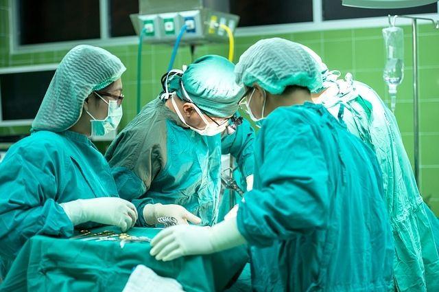Врачи провели операции по новым методам.