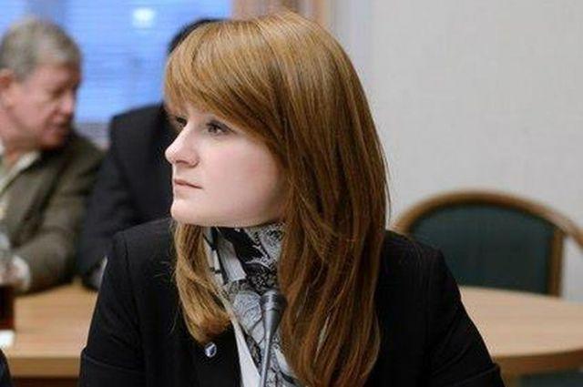 Комитет сената США раскроет показания задержанной россиянки Бутиной