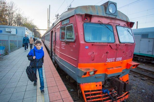 «Тихие зори» - шестая новая пассажирская платформа в черте Красноярска.