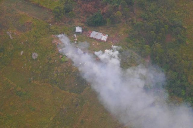 Ликвидация местной банды ADF украинцами в ДР Конго