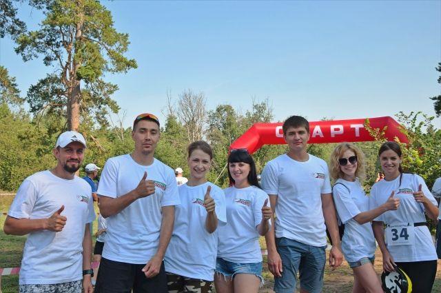 «Оренбургнефть» выступила одним из организаторов открытых региональных соревнований по кросс-дуатлону.