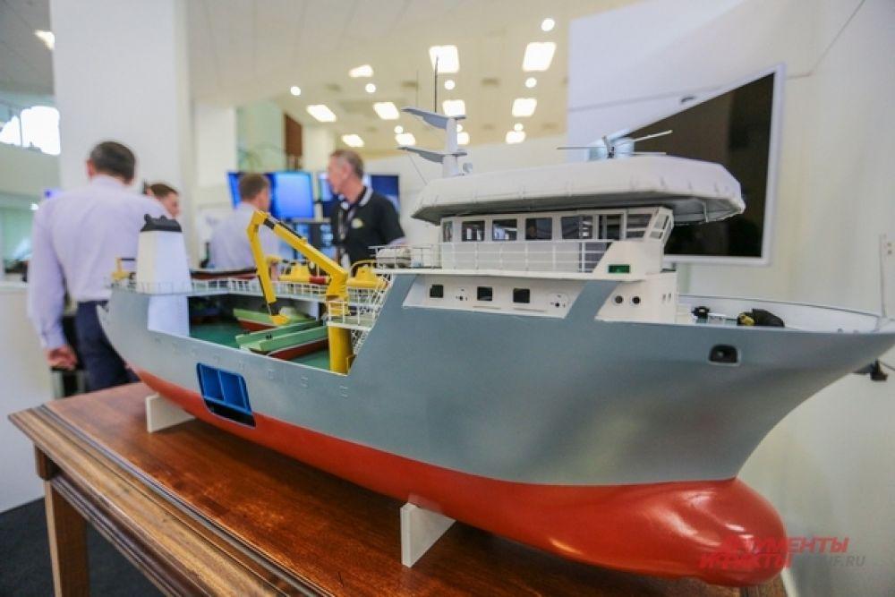 Модели гражданского флота с прицелом на будущее.