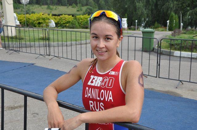 Елена Данилова выйдет на старт в Глазго.