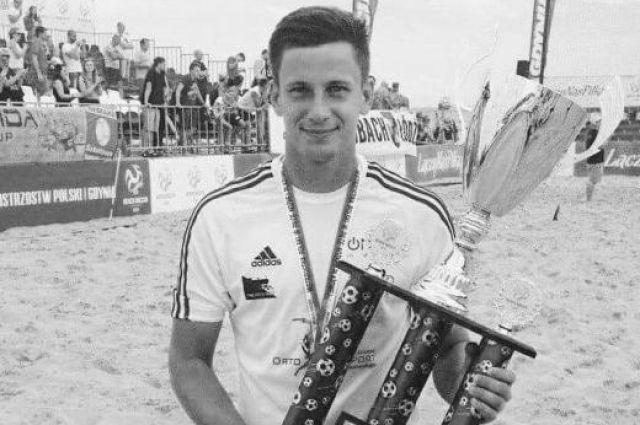 В Киеве на Гидропарке состоится матч памяти игрока сборной Украины по пляжному футболу Евгения Рябчука