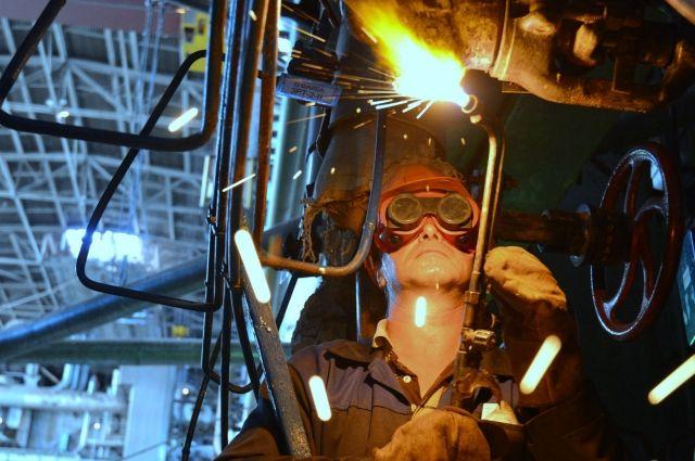 На Сакмарской ТЭЦ ремонт идет по графику.