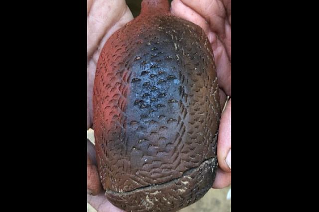 В Салехарде обнаружили захоронение возрастом более 4 000 лет
