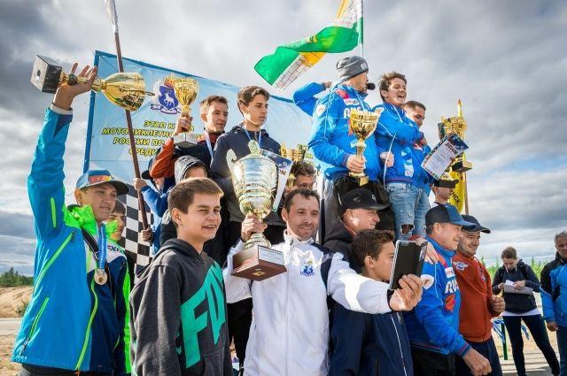 В Новом Уренгое наградили победителей «Приполярного кросса»