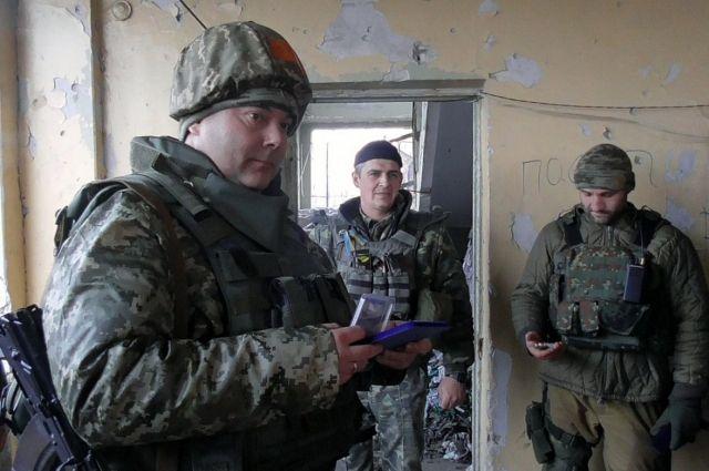 Командующий ООС Сергей Наев рассказал о целях проведения операции на Востоке Украины