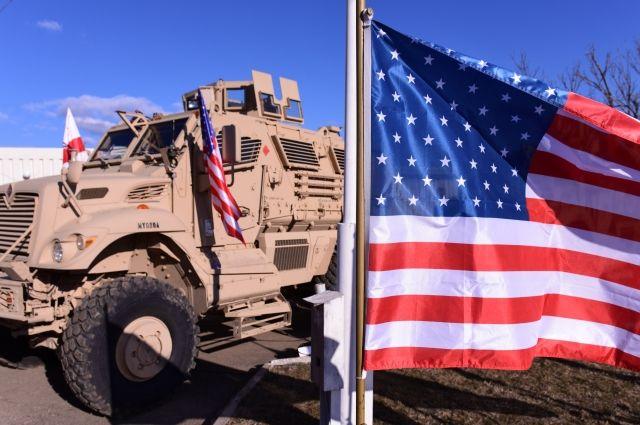 Тревога отменена набазе ВВС США вОгайо