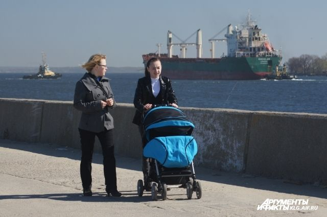 Балтийск должен стать интересен для туристов.
