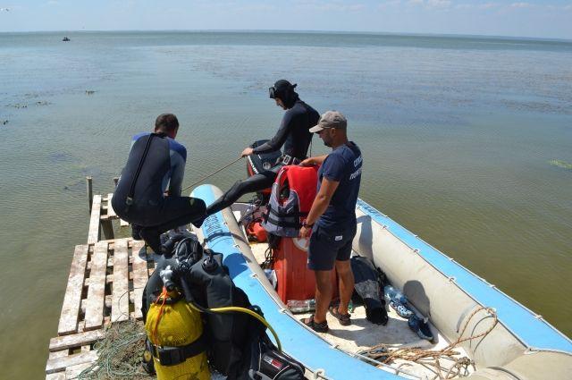 Под Одессой утонул мальчик, который вышел в плавание на самодельном плоту