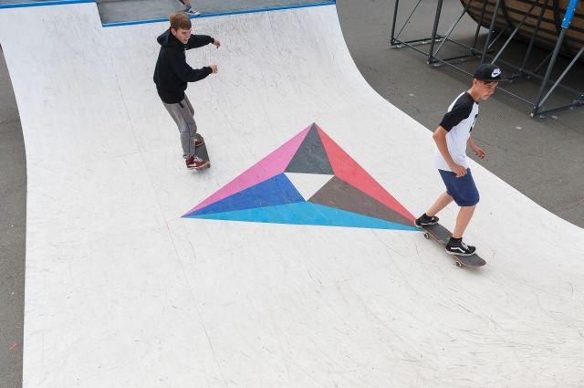 Через год на старом месте появится новый скейтпарк.
