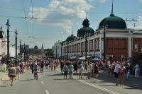 Гости из германии побывают на Дне города в Омске.