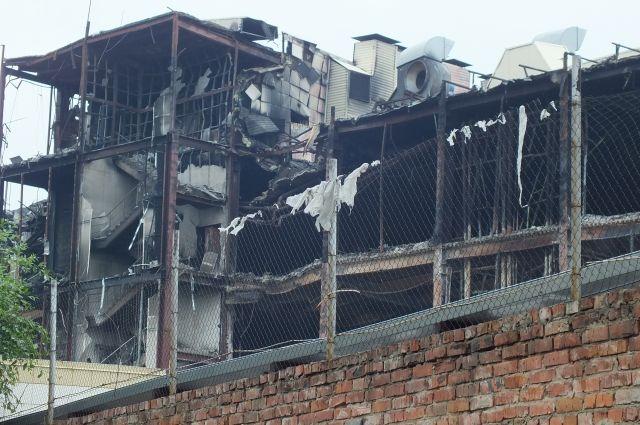 В «Зимней Вишне» на пожарной сигнализации сэкономили порядка 7 млн рублей.