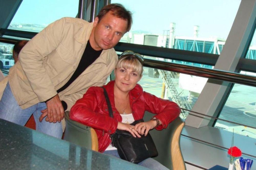 Семья ростовского лётчика Константина Ярошенко получила визу в США.
