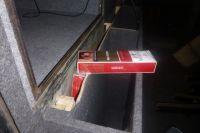 Жители Польши пытались нелегально вывезти из Калининграда сигареты.