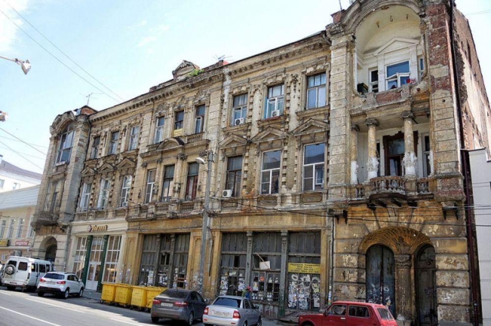 Судьба архитектурного памятника - «Дома с ангелами», известного также, как «Дом Кисина и Фроймовича» волнует горожан.