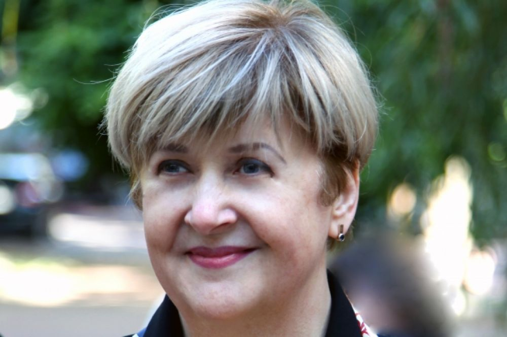 Ректора ЮФУ МаринуБоровску назначили замминистра науки и образования РФ