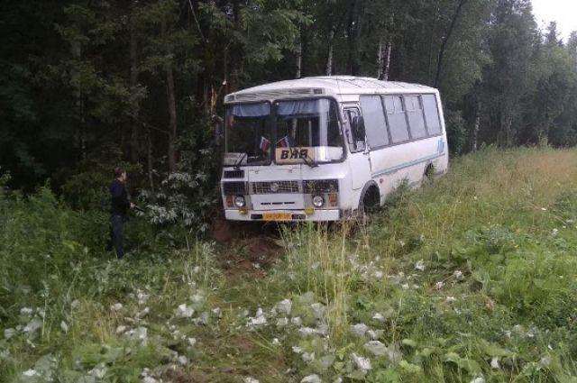 К счастью, обошлось без тяжёлых травм у пострадавших пассажиров.