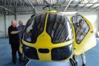 Турчинов предложил сделать вертолеты транспортным средством для граждан
