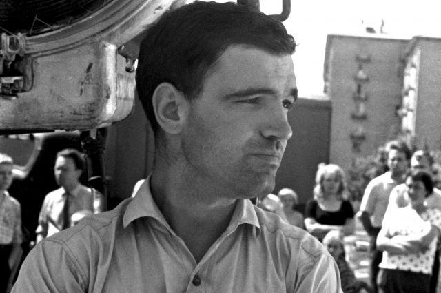 Геннадий Шпаликов.