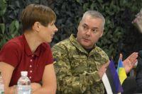 Наев сообщил о нововведении в тактике обороны в рамках ООС