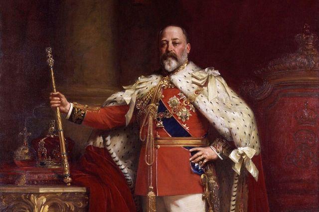 Принц Уэльский был известен как большой поклонник прекрасного пола.