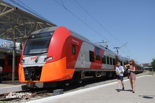 Дополнительные поезда продолжат курсировать до Светлогорска и Зеленоградска.