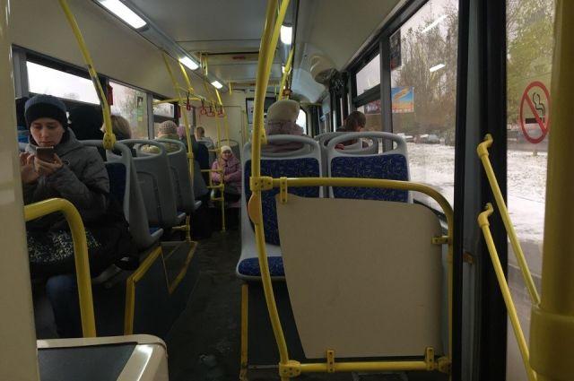 В автобусах Тобольска теперь можно расплатиться карточкой
