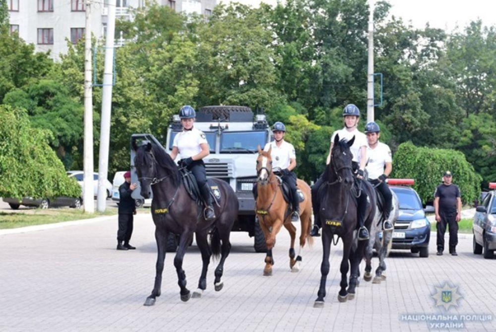 Запуск туристической полиции состоялся в рамках подготовки к проведению музыкального фестиваля MRPL CITY 2018.