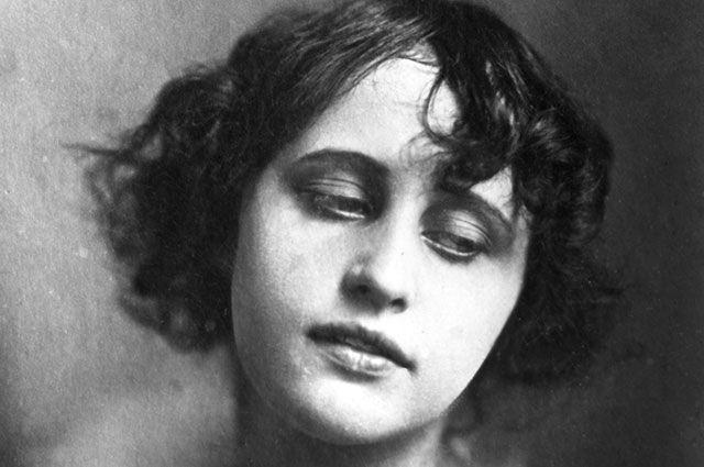 Вера Васильевна Холодная, 1916 г.