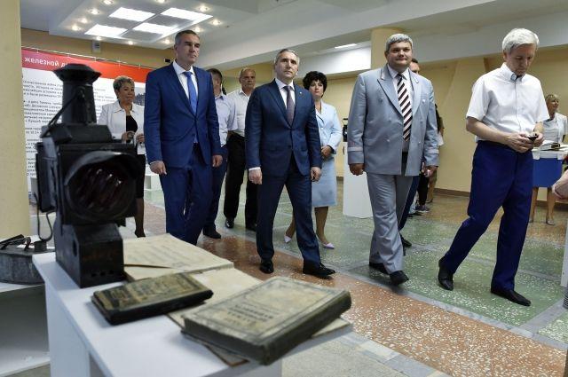 Александр Моор: железная дорога – надежный партнер Тюменской области