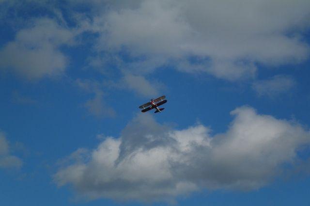 Тюменские летчики пролетят над Лысьвой в воздушном параде