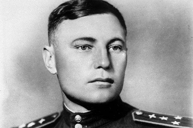 Александр Покрышкин, 1944 г.