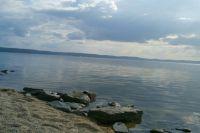 юменский подросток переплыл челябинское озеро Тургояк