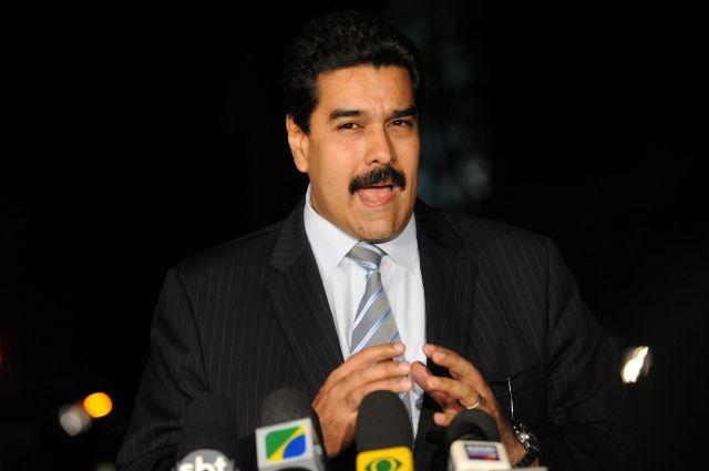 ВВенесуэле произошел взрыв вовремя выступления президента