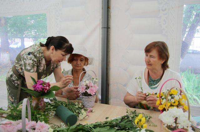 Тюменцы подводят первые итоги проекта «Ветеранское подворье»