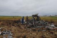 На борту находились три члена экипажа и 15 пассажиров.