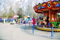 В парке откроется молодёжная интерактивная площадка.