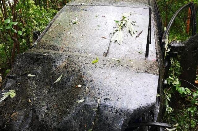 Четырехлетний ребенок пострадал в ДТП на трассе Коротчаево - п. Тазовский