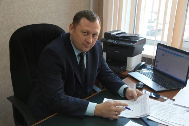 Андрей Шарнин более 12 лет работал в администрации Новокузнецкого района.
