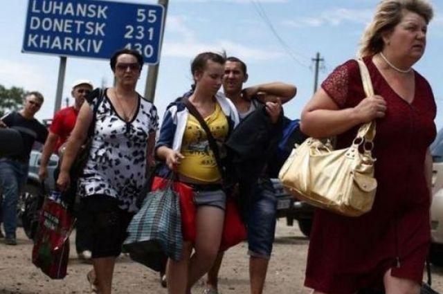 В Минсоцполитики сообщили, как в Украине изменилось количество переселенцев