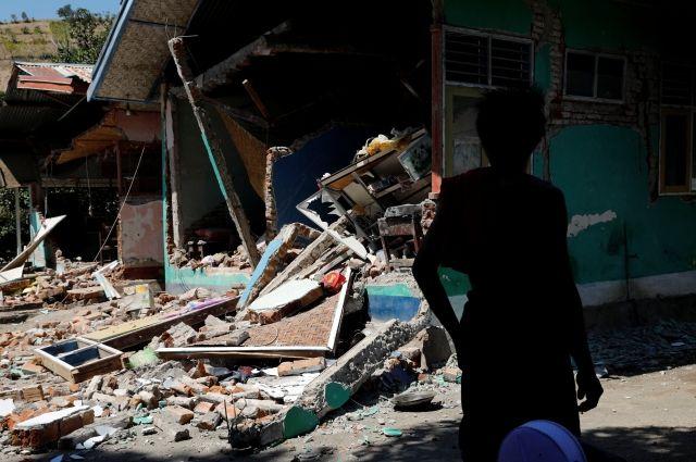 В Индонезии после сильного землетрясения произошло 130 повторных толчков - Real estate