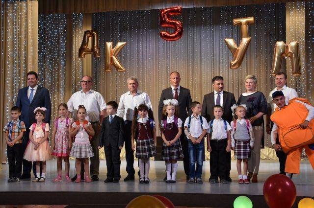 В Оренбурге благотворительная акция «Соберем ребенка в школу» стала доброй традицией.