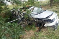 Под Николаевом пассажир такси погиб в аварии из-за пьяного водителя