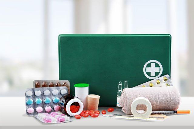 Какие препараты должны быть в домашней аптечке