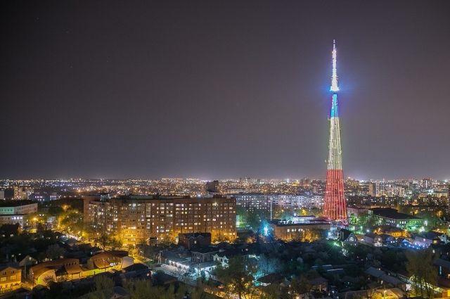 Новая башня должна быть в два раза выше, чем ростовская телевышка
