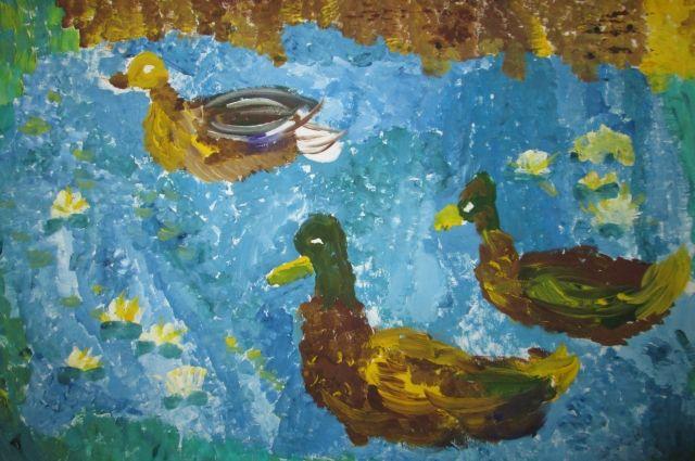 Юные тюменцы в рисунках отразят тему добрых поступков